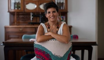 """Entrevista en Infobae a Belén Longo, escritora de """"Donde Mueren Las Mariposas""""."""