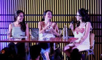 """Presentación completa de """"Eva Y Las Mujeres"""" en el CCK, con Julia Rosemberg, Julia Mengolini y Soledad Quereilhac"""